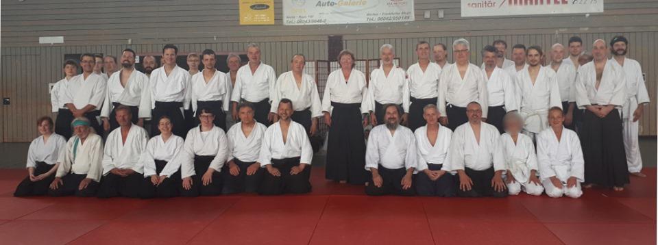 35 Jahre Takemusu Aikido Deutschland